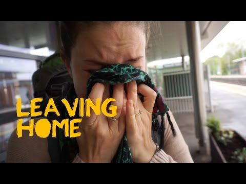 Leaving Home - London to Amsterdam | Digital Nomad Series #8