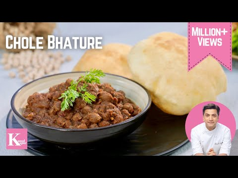 Chole Bhature | Kunal Kapur | The K Kitchen