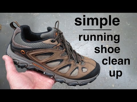 Best And Easiest Way To Clean Sneakers Ever !