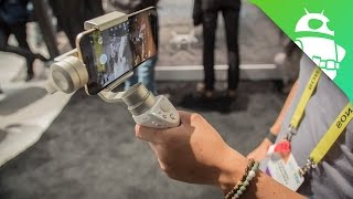 DJI Osmo Mobile Silver: Get the most out of your smartphone camera
