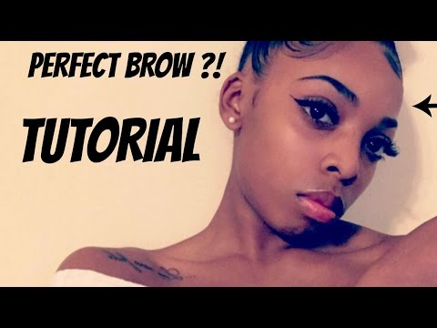 HOW TO | PERFECT BROWS (BEGINNER FRIENDLY)