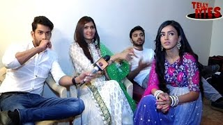 EXCLUSIVE! Swabhimaan Cast interview!  Most likely too