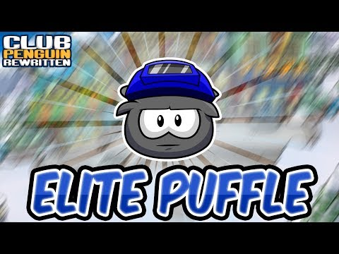 Club Penguin ReWritten  Elite Puffle Code :(