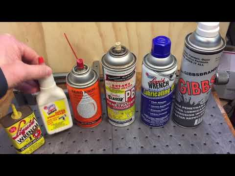 Two Must Know Shop Lubricant Tips...