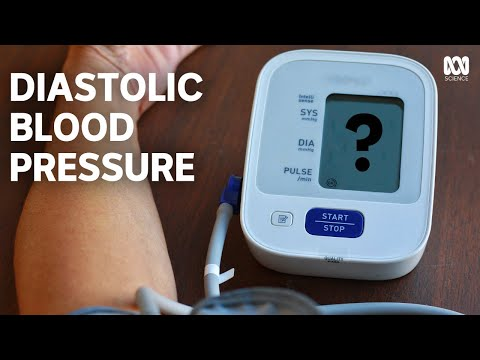 Don't ignore diastolic blood pressure