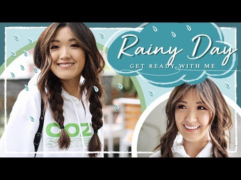 Rainy Day | Get Ready with Me