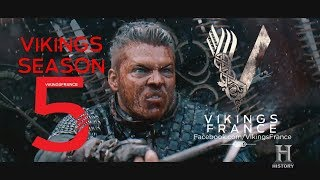 vikings season 5 Trailer 2 (2017)
