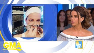 'GMA' Hot List: Kate Beckinsale shares what she does when she misses her kid l GMA Digital