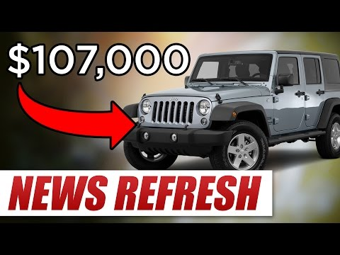 Why Does a Jeep Wrangler Cost $107,000 in India?
