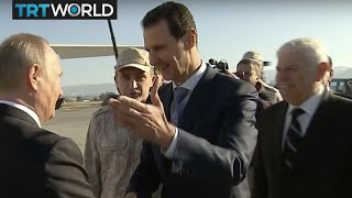Roundtable: Has Bashar al-Assad won the war in Syria?