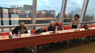 Parliamentary Assembly hearing on impact of sexist hate speech
