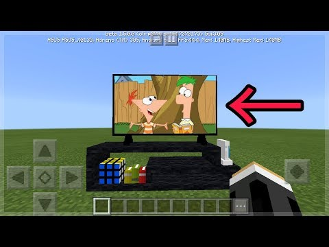 5 Secret Things That You Can Get In Minecraft PE!!! (Decoration Addon)