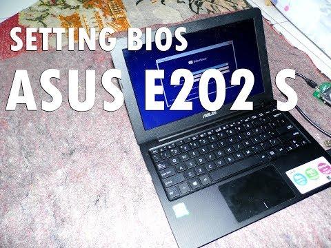 USB BOOTABLE TIDAK TERDETEKSI DI BIOS ASUS E202S SERIES (SOLVED)
