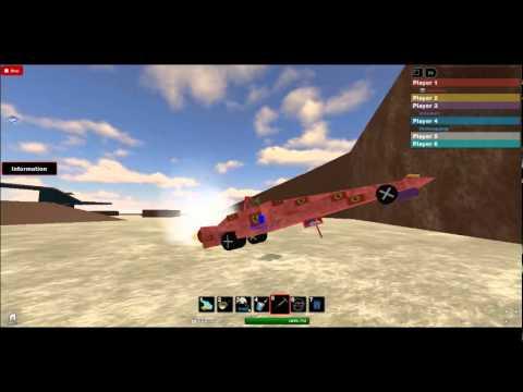 roblox build and race : Ferrari rocket : thiducquang