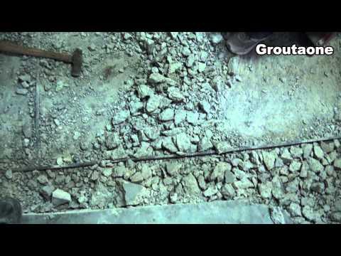 Installing Floor Heat In Dry Concrete PT 1