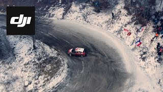 DJI - WRC - Monte Carlo 2017