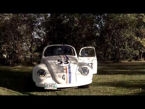 v8 vw beetle herbie 1967