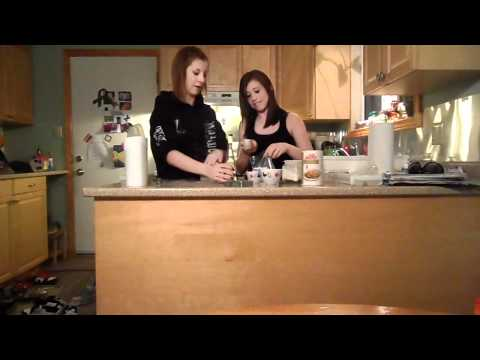 Rocket Recipe : How to make ice cream in a plastic bag