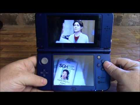 Hillovision Plays Nintendo DS Grey`s Anatomy and Review