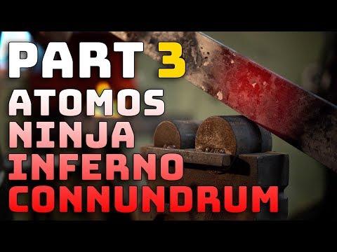 GH5S Low Light Part-3 ► WTF w/ V-Log footage on ATOMOS Ninja Inferno?