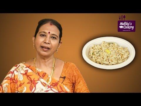 Ulundu Sadham | Mallika Badrinath Recipes | Thirunelveli (Urad Dal) Recipe