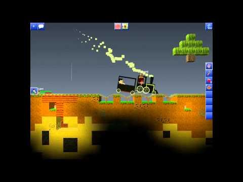The Blockheads: Strange Train Ride! (Multiplayer Fun Part 8)