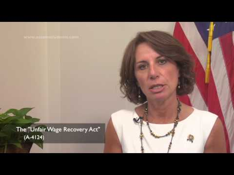 Lampitt on 'Wage Transparency Act' & 'Unfair Wage Recovery Act' (A-4044 & A-4124)