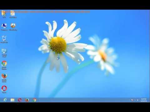 Uninstall iCloud Control Panel 5 on Windows 10/8/7