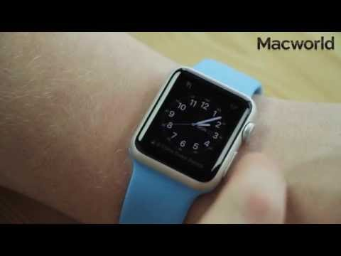 How to change the face on the Apple Watch
