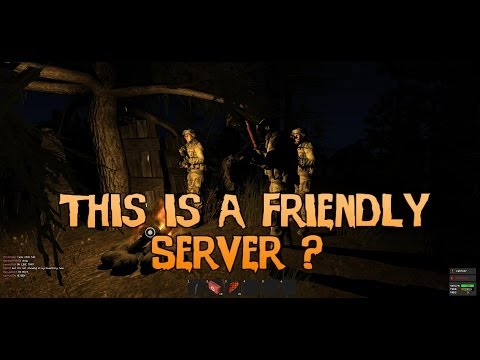 This is a Friendly Server ? ( Funny Rust Moments )