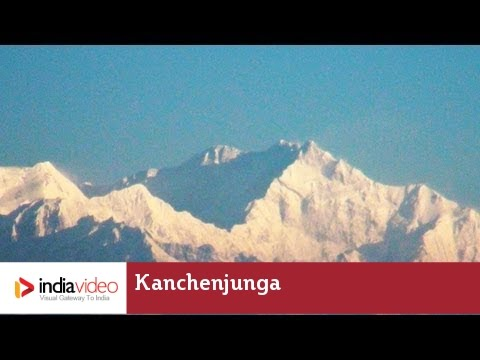 View point to Kanchenjunga from Darjeeling