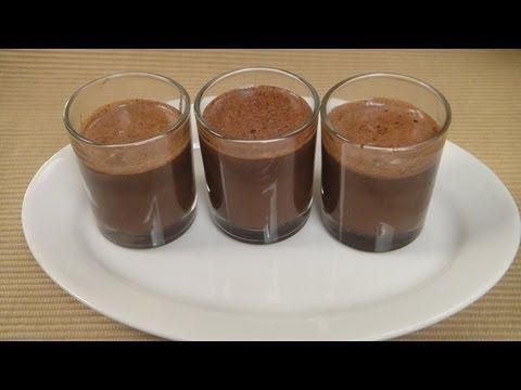 Warm Chocolate Shots