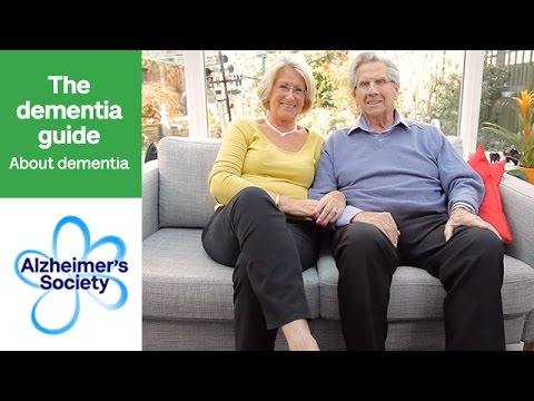 About dementia: The dementia guide
