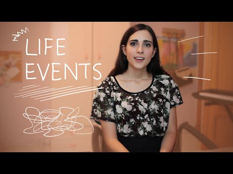 Weekly Spanish Words with Rosa - Life Events