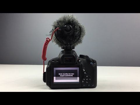 How to fix Video Recording Stopped Automatically on DSLR Cameras