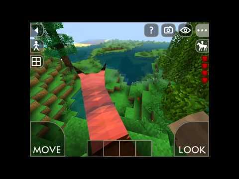Let's Play: SurvivalCraft - Part 10 (Riding Horse)
