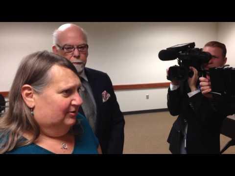 Stephanie Mott addresses proposed rule