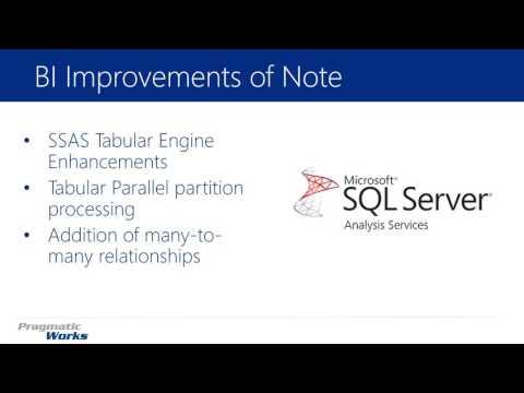 Performance Improvements in SQL Server 2016