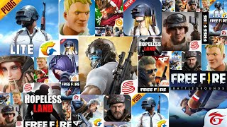 25 Best Battle Royale Games Available for Android in 2019 |High Graphics|