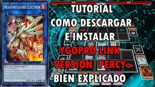HOW TO DOWNLOAD AND PLAY YUGIOH ONLINE FOR FREE YGO PRO 1 WITH LINK