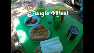 Adventures Of A Health Nut - Jungle Meal