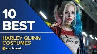 10 Best Harley Quinn Costumes