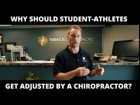 Why Should Student-Athletes Get Adjusted?