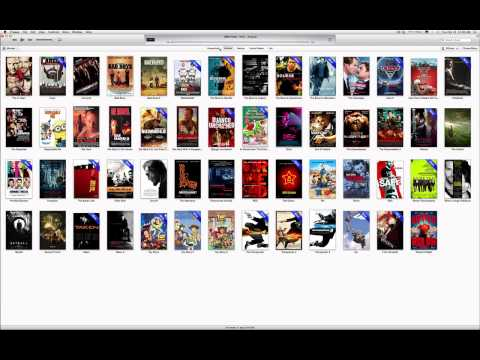 Apple Tutorial Episode 1: Movies with iTunes and Apple TV
