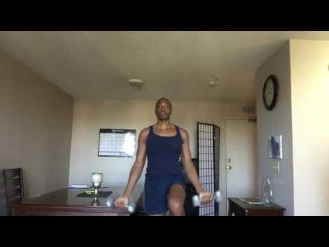 Balance and Toning Workout - CHD