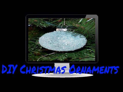 DIY Christmas Ornaments 2018