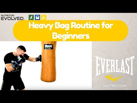 The Heavy Bag for Beginners