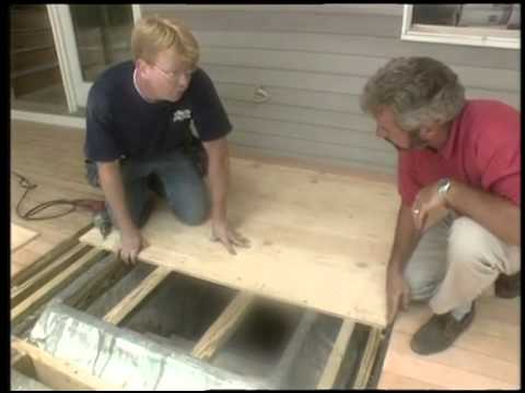 Constructing a Custom-Recessed Bulkhead Door
