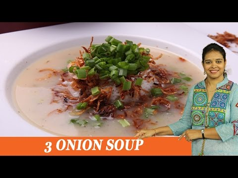 3 ONION SOUP - Mrs Vahchef