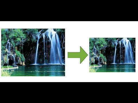 How to Adjust an Image Size | Mac